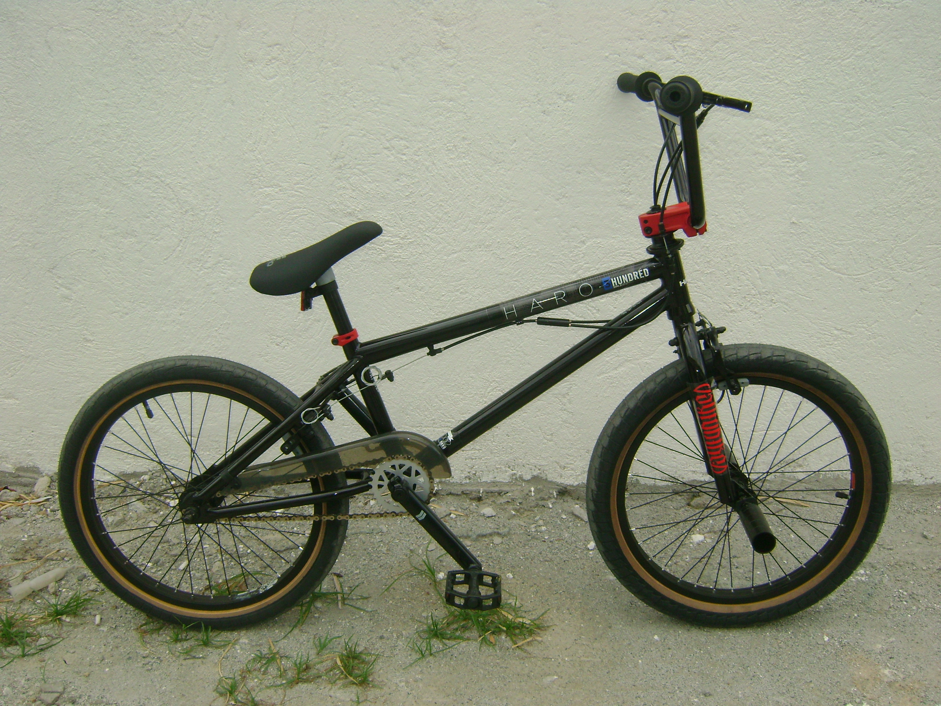 how to set up a bmx bike