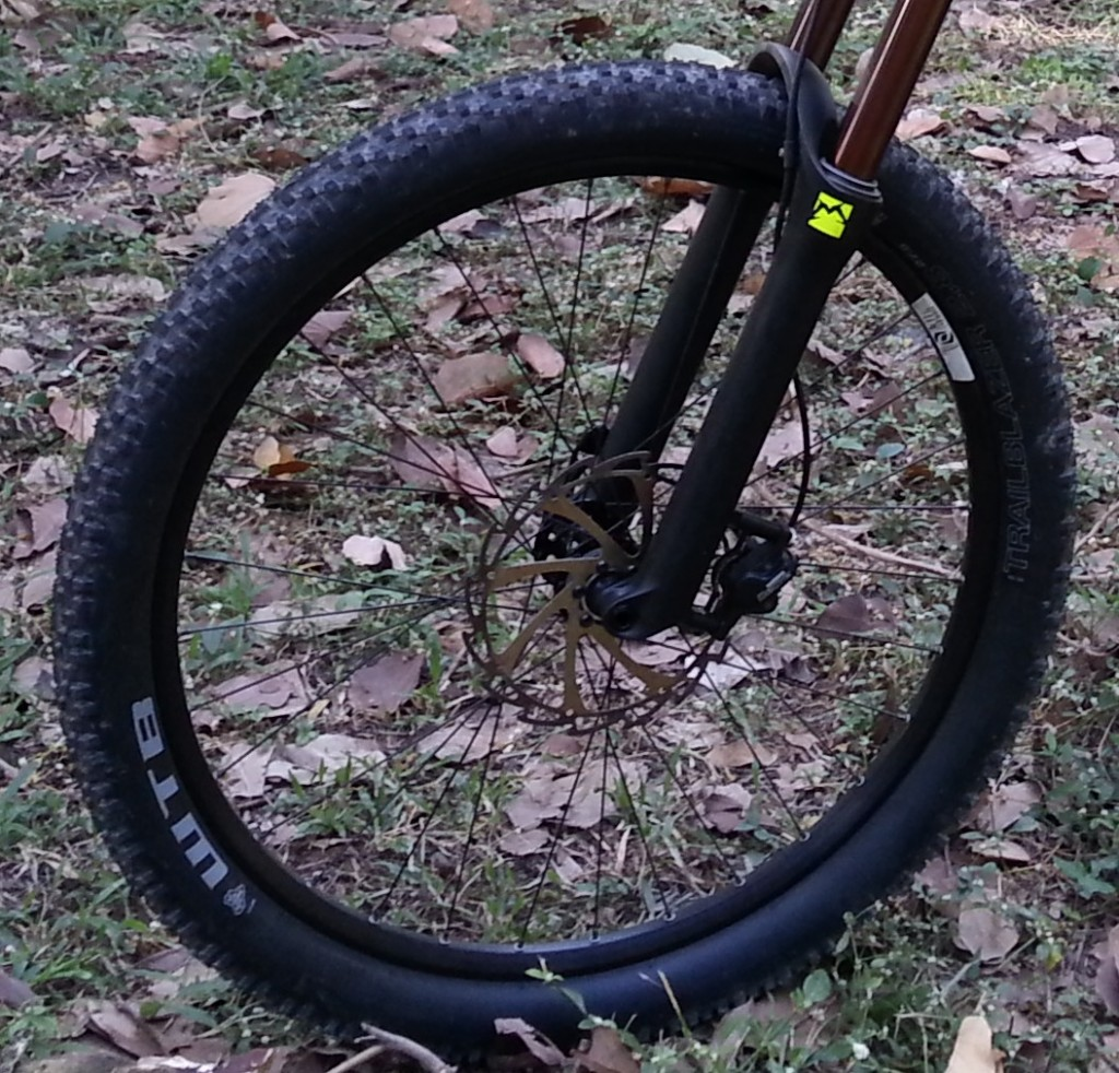 WTB trailblazer 27.5 x 2.8