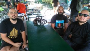 Bike Brotherhood Meets at the Army Trail
