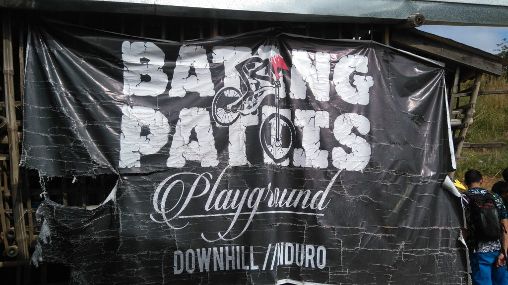 Only for the brave: Patiis Downhill
