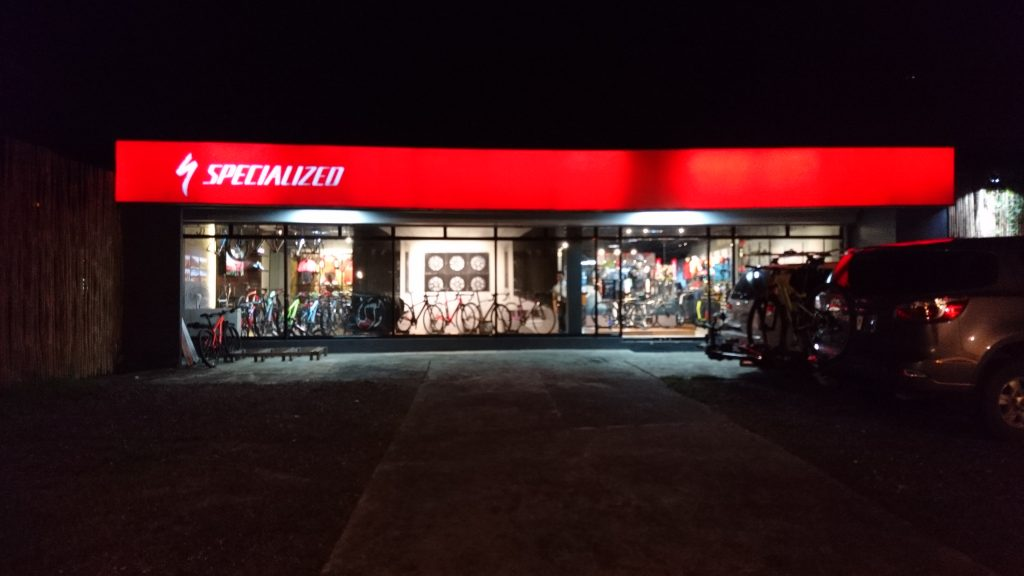 Step Specialized Concept Store QC
