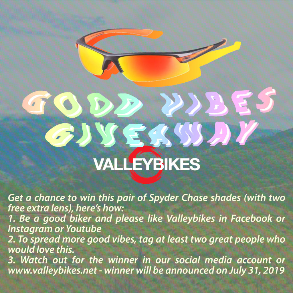 good vibes giveaway