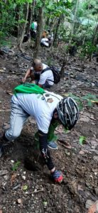 Malmon Trail Bikers : Bike and Plant a tree Activity